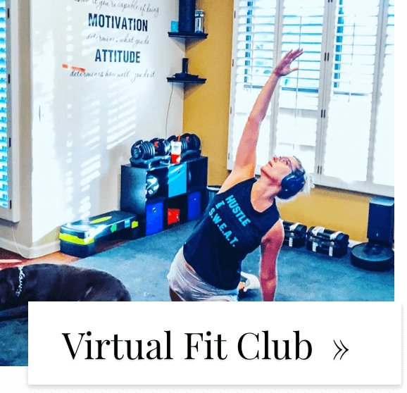 Virtual fit club